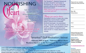 Retreat: Nourishing the Heart, February 2016