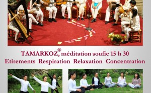 Sufi Chants & Tamarkoz at Versailles
