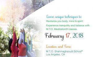 17 February 2018 – Tamarkoz Class at MTO LA