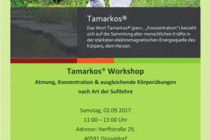 Tamarkos ® – eine Meditationstechnik der 1400 Jahre alten Sufilehre