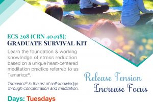 ECS 298 (CRN 40498): Graduate Survival Kit
